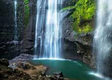 Madakaripura waterfalls - Probolinggo, near mount Bromo